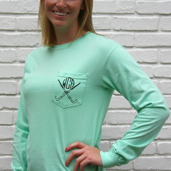 Long Sleeve Field Hockey Shirt