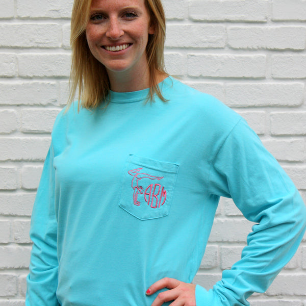 Long Sleeve Gymnast Shirt