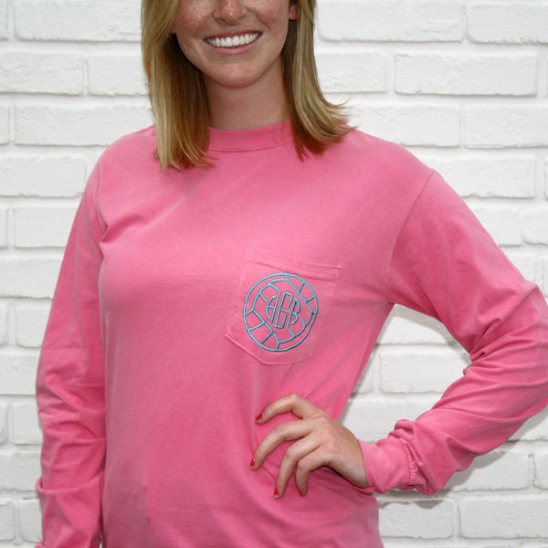 Long Sleeve Volleyball Shirt