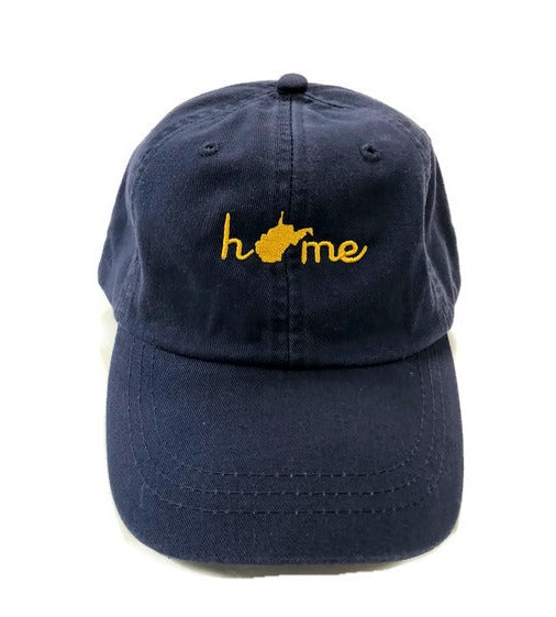 West Virginia Home Hats - Multiple Colors