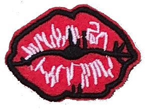 Lips Patch 4.3 X 3cm