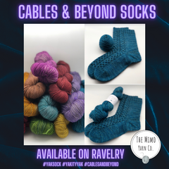 Cables & Beyond Sock Pattern