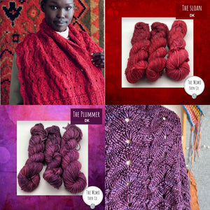 Marjie Yarn Kit