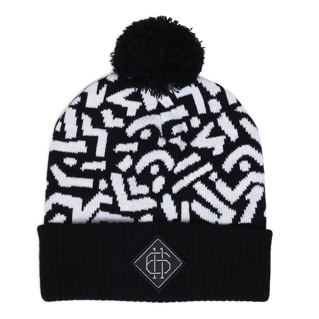 116 Athletics x Will Bryant Poof Beanie