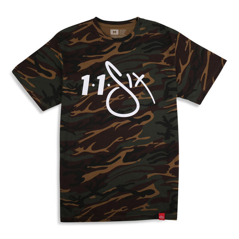 116 'Red Label' Camo T-Shirt