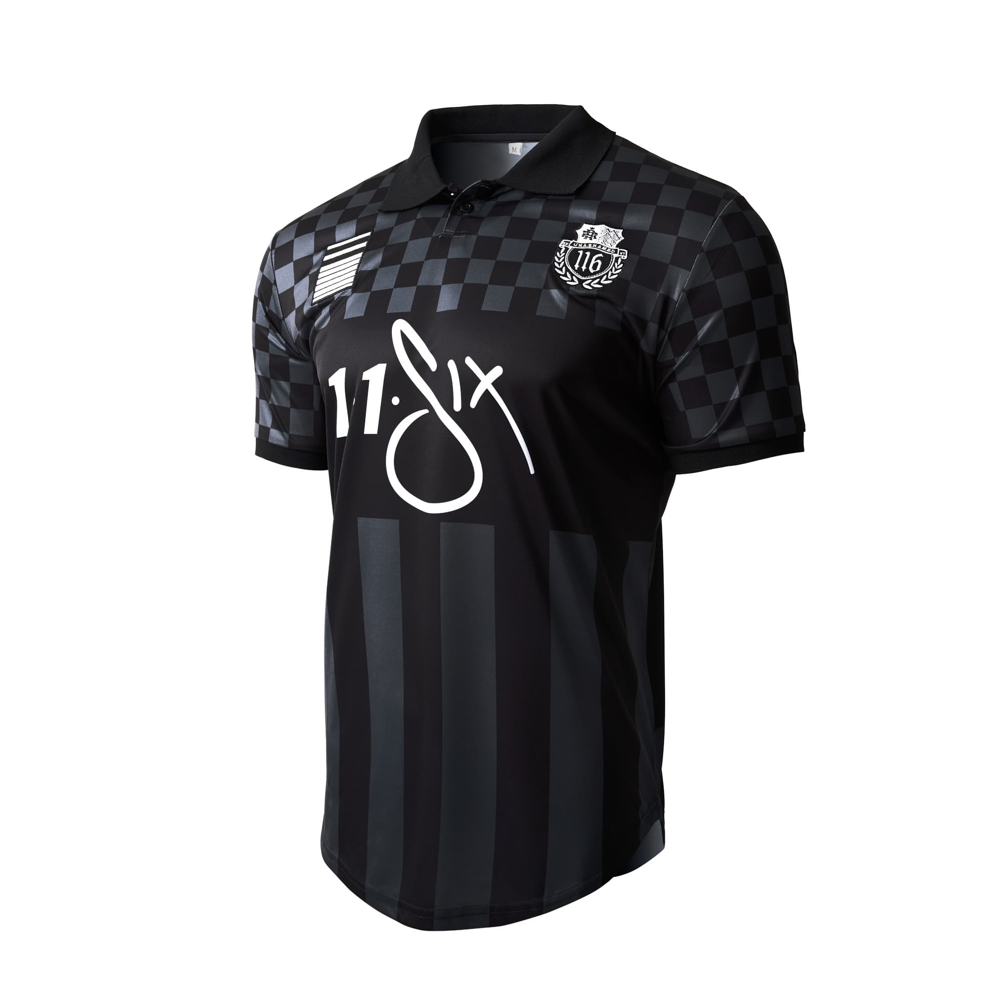 116 Athletics Throwback Soccer Jersey