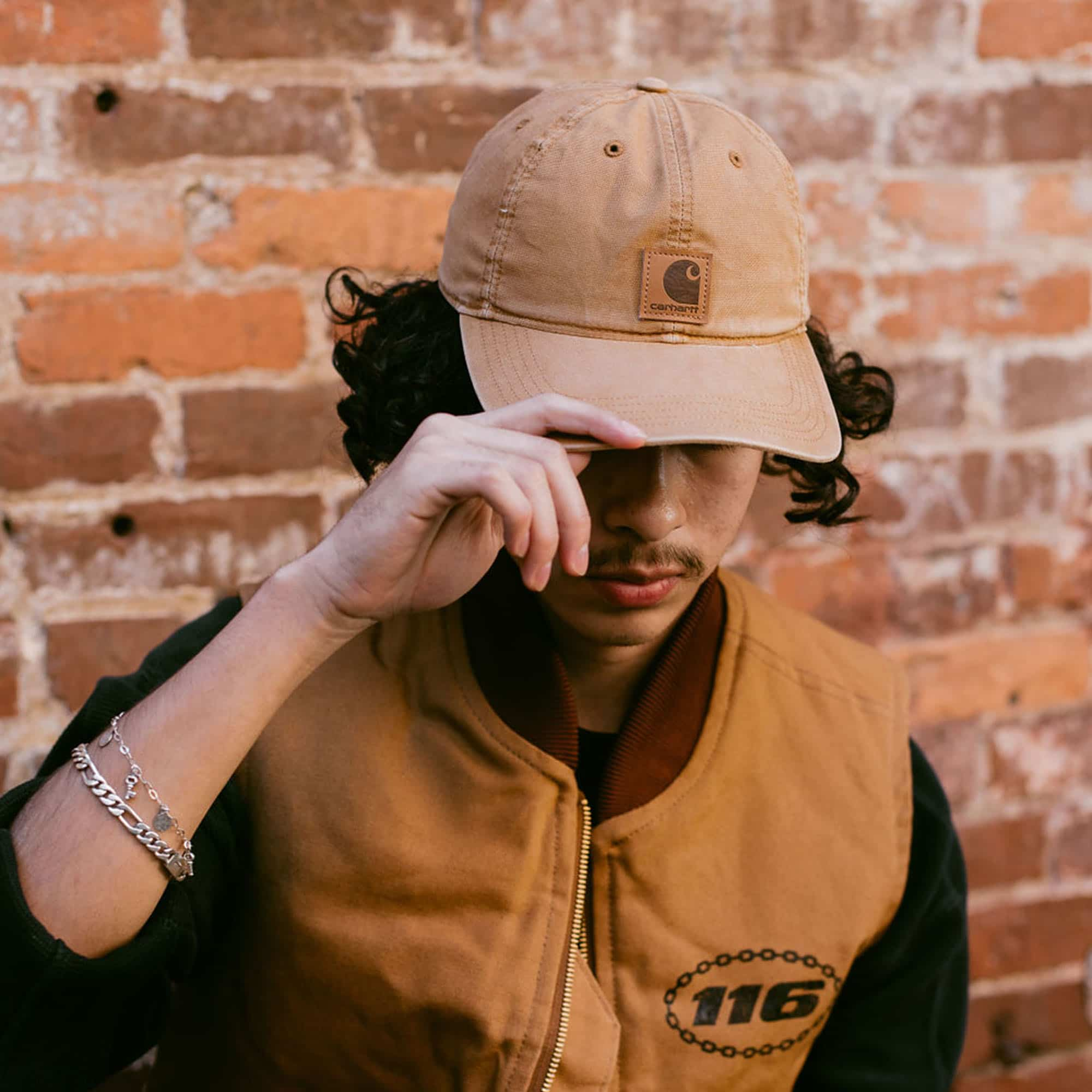 116 x Carhartt 'Unashamed' Dad Hat