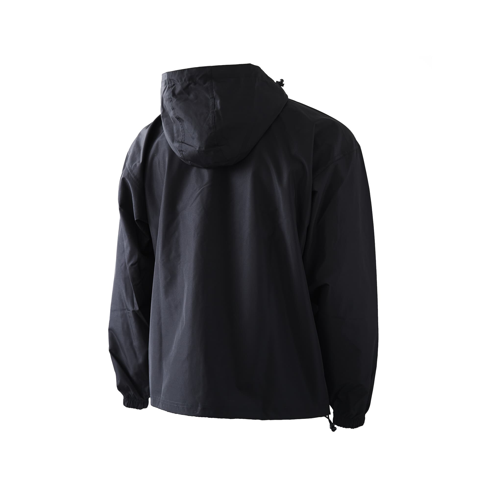 116 x Champion Red Label Anorak - Black