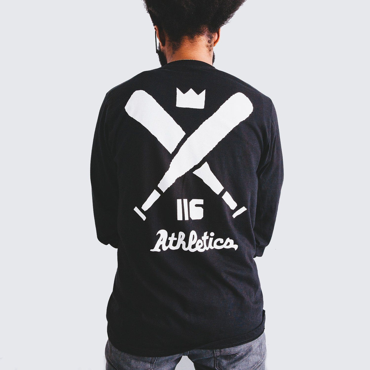 116 Athletics x Will Bryant Long Sleeve T-Shirt