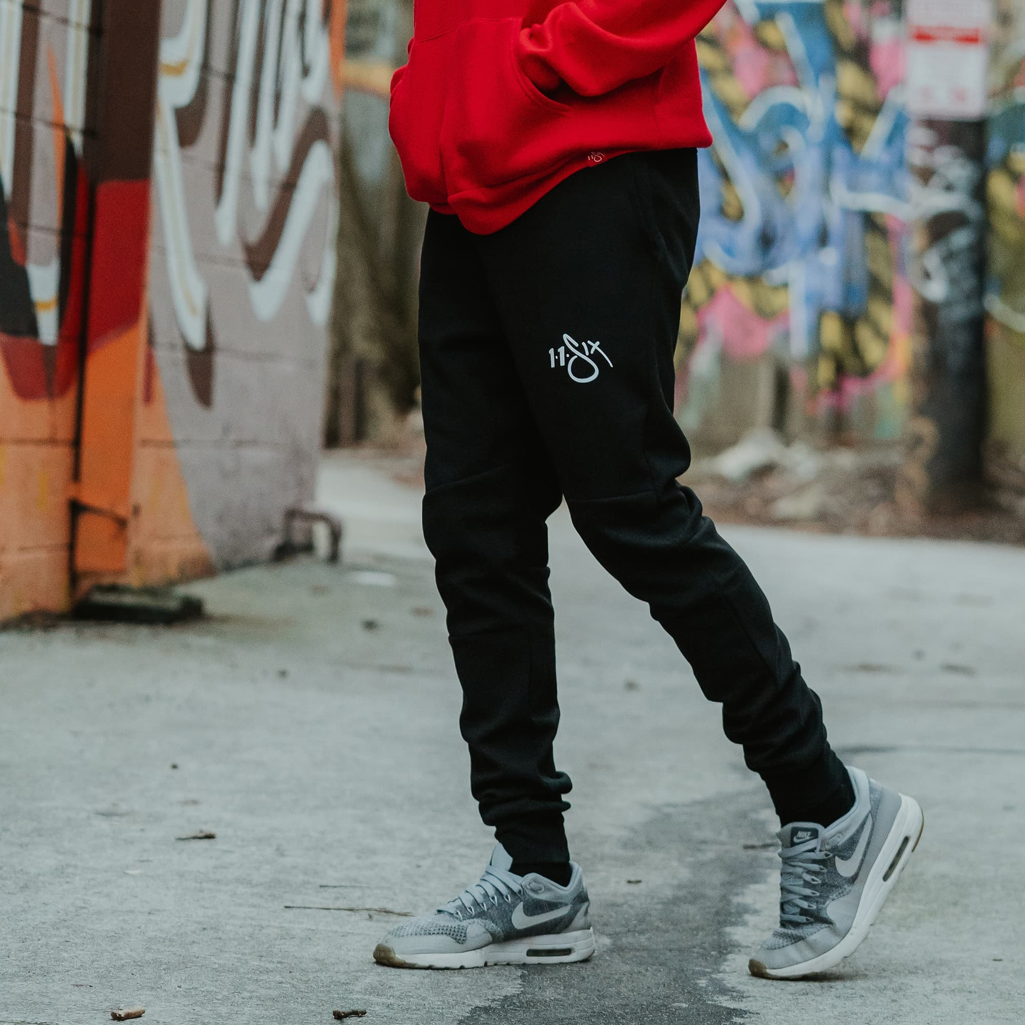 116 'Red Label' Joggers