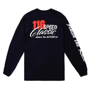 '116 Speed Classic' Long Sleeve