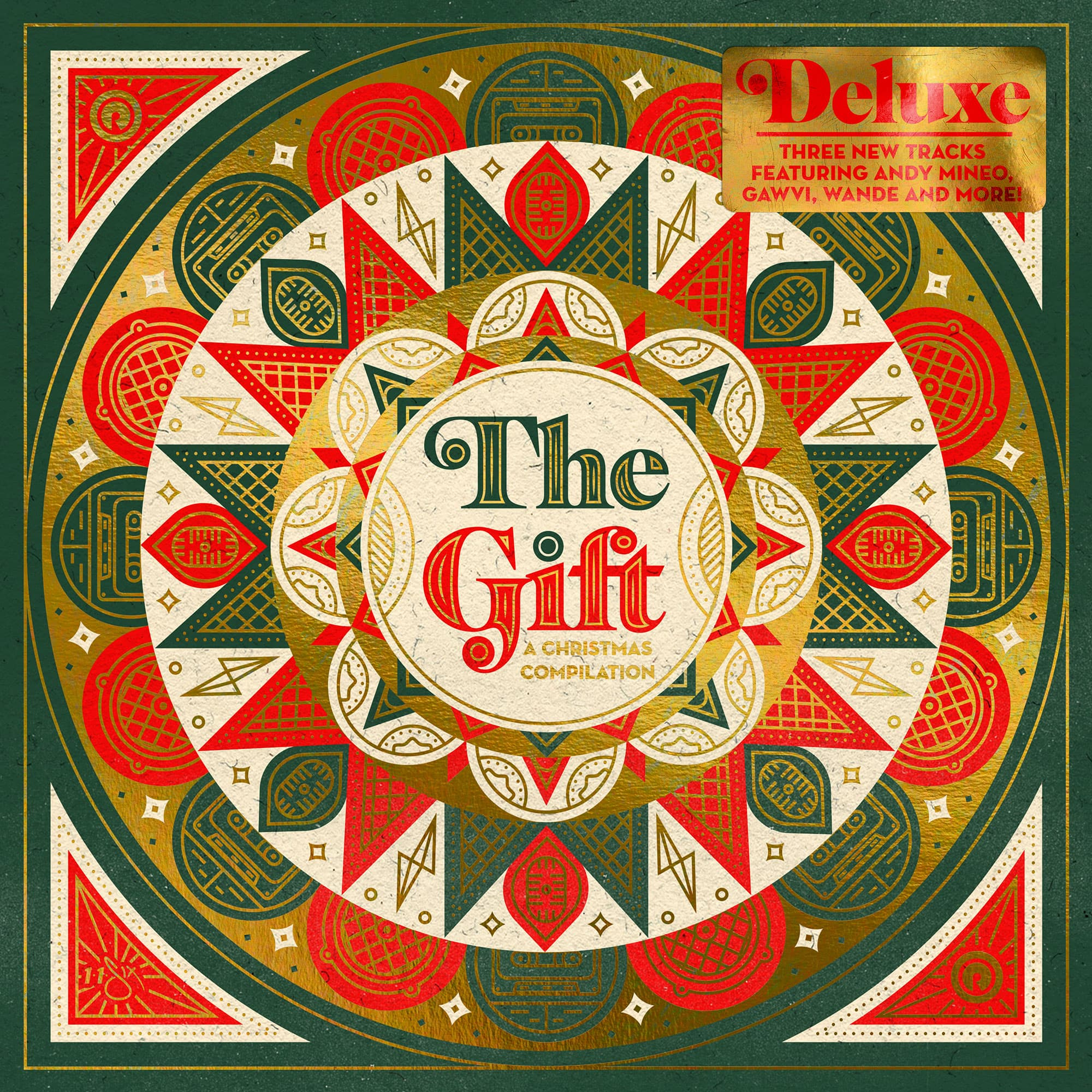 116 'The Gift: A Christmas Compilation' 2019 Digital Download