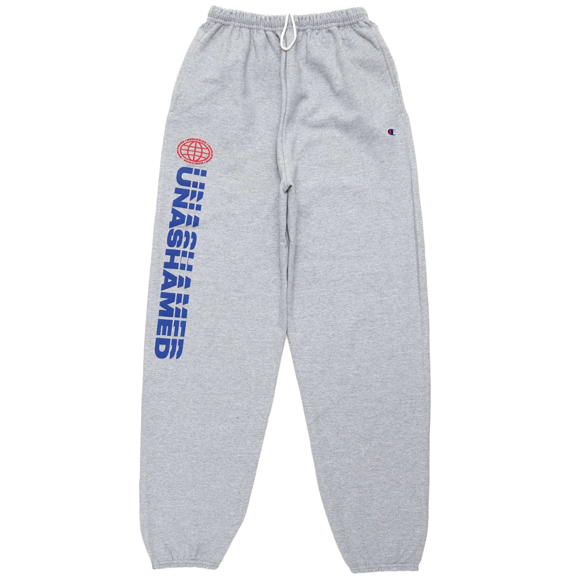 'Unashamed Worldwide' Champion Sweatpants