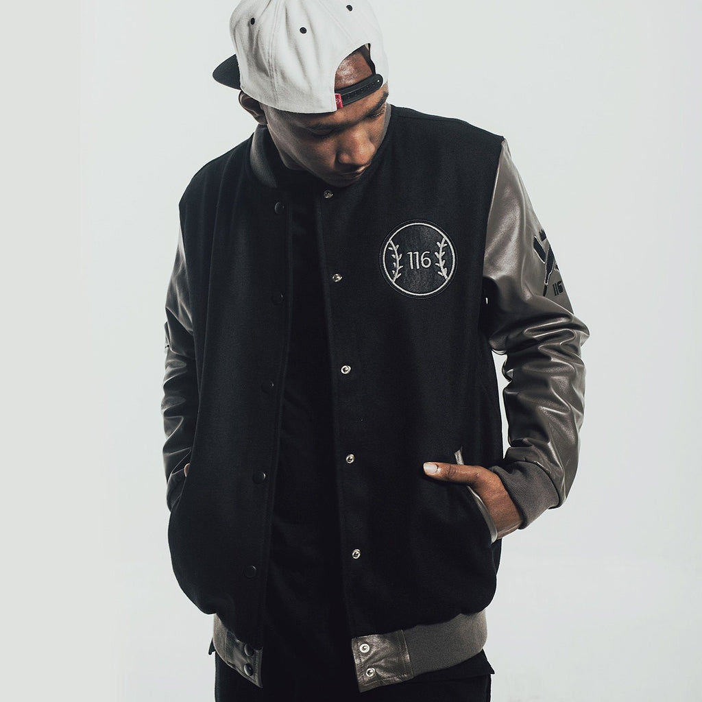 116 Athletics x Will Bryant Varsity Jacket