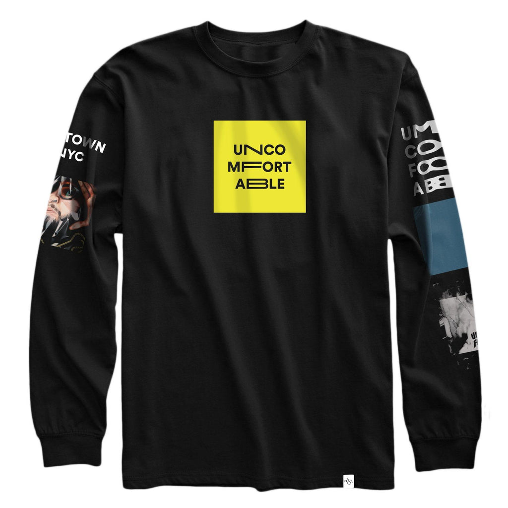 Andy Mineo 'Uncomfortable' Long Sleeve