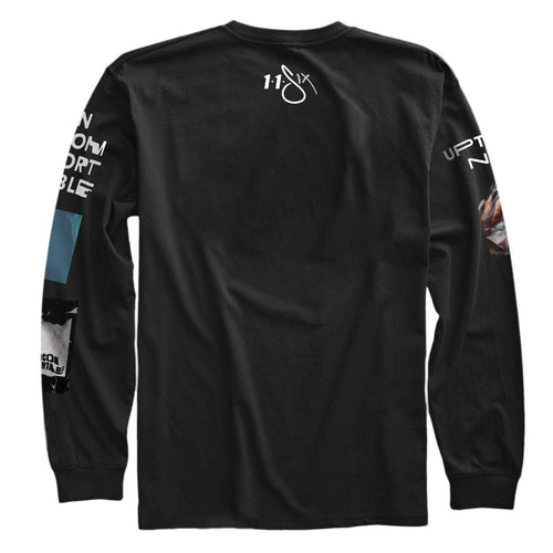 Andy Mineo 'Uncomfortable' Long Sleeve - PREORDER