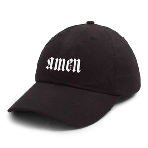 Lecrae x Zaytoven 'Let The Trap Say Amen' Dad Hat