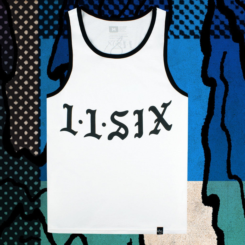 116 Drifter Collection 'Old English' Tank