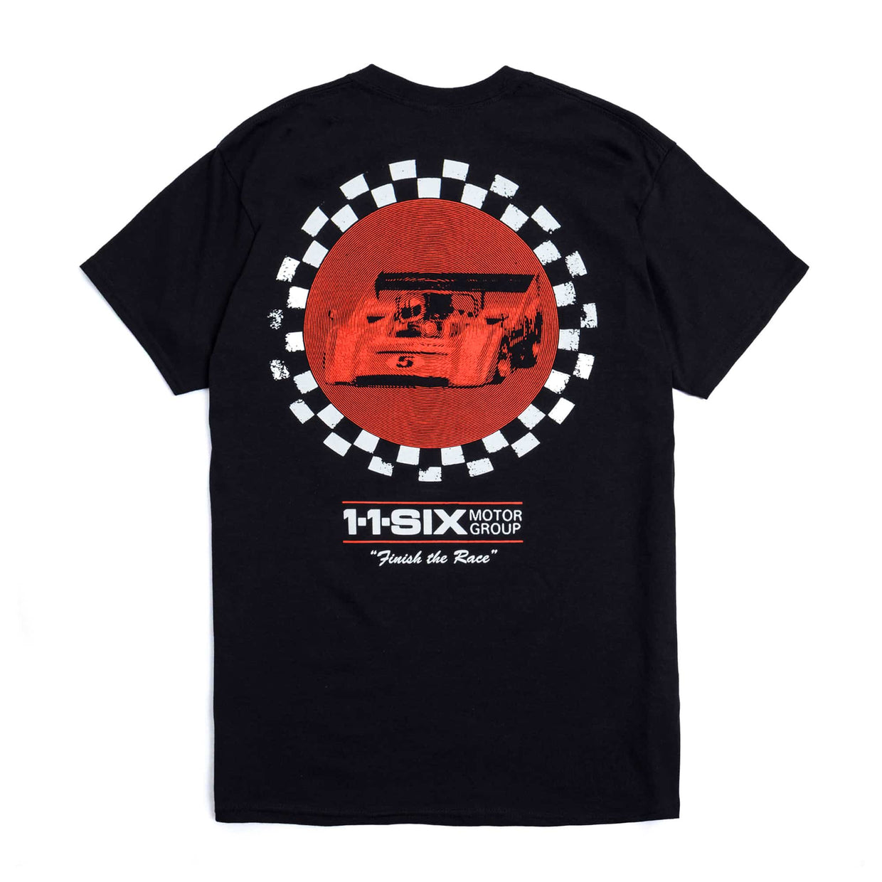 'Finish The Race' Tee