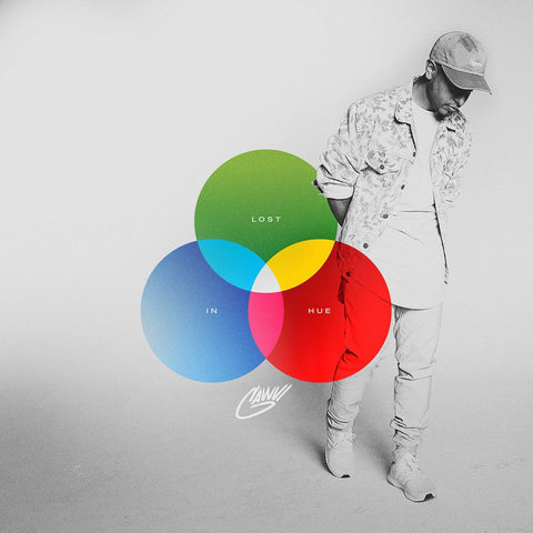 GAWVI 'Lost In Hue' EP