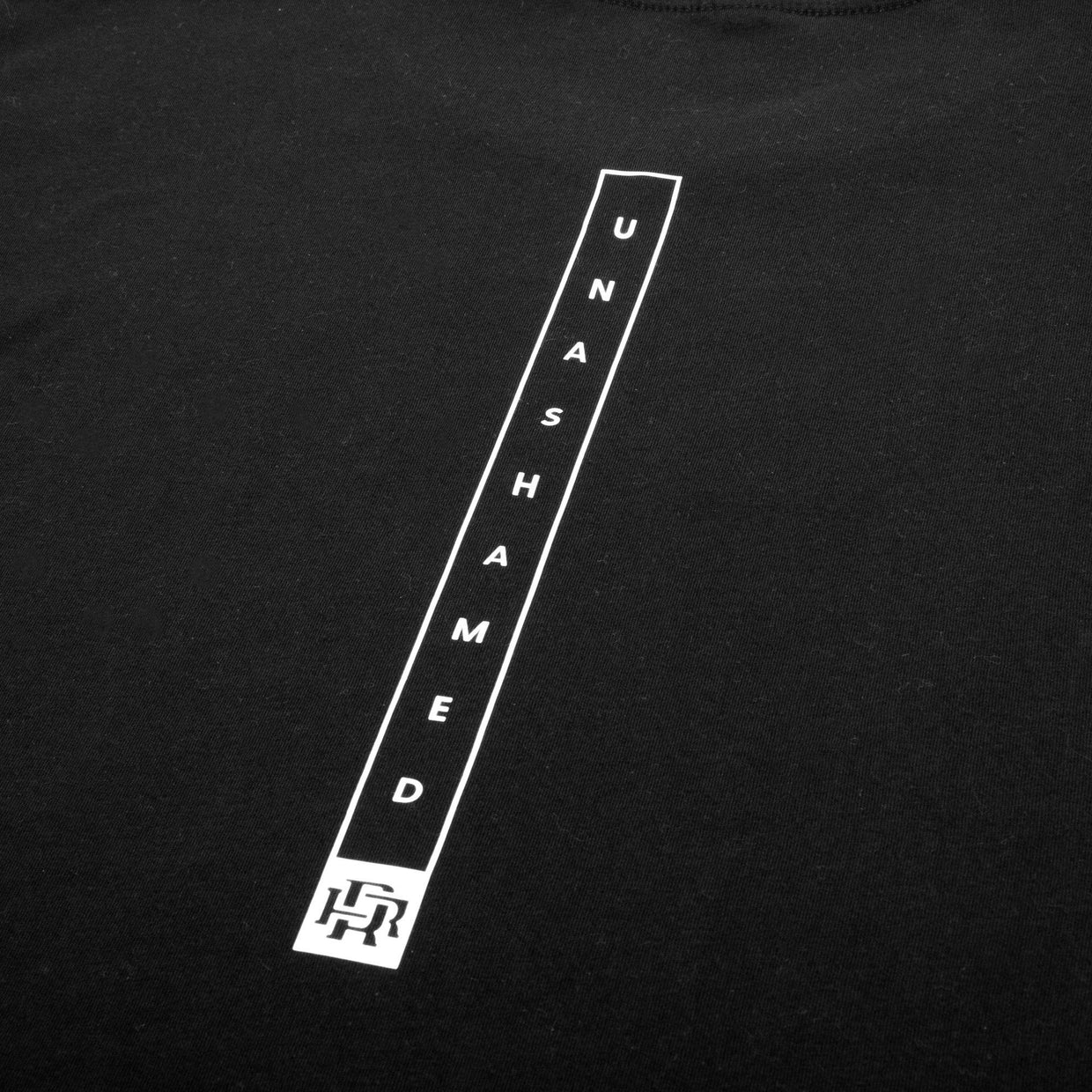 116 Mirror // Black Out Long Tee