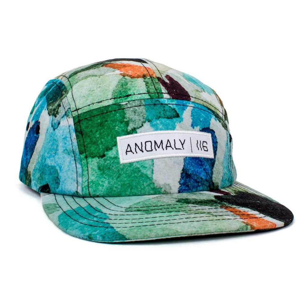 Lecrae 'Anomaly Pattern' 5 Panel Hat