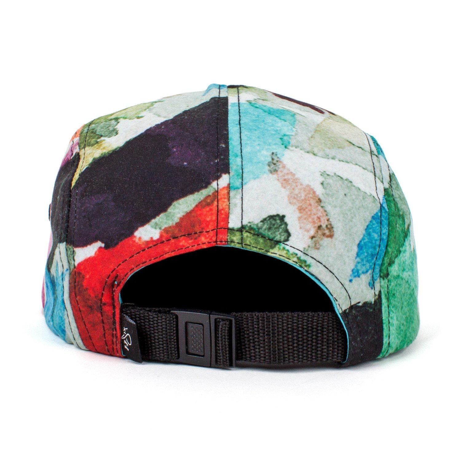 Reach Records Lecrae 'Anomaly Pattern' 5 Panel Hat - Back