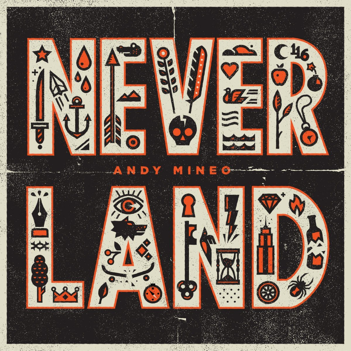 Reach Records Andy Mineo 'Never Land'