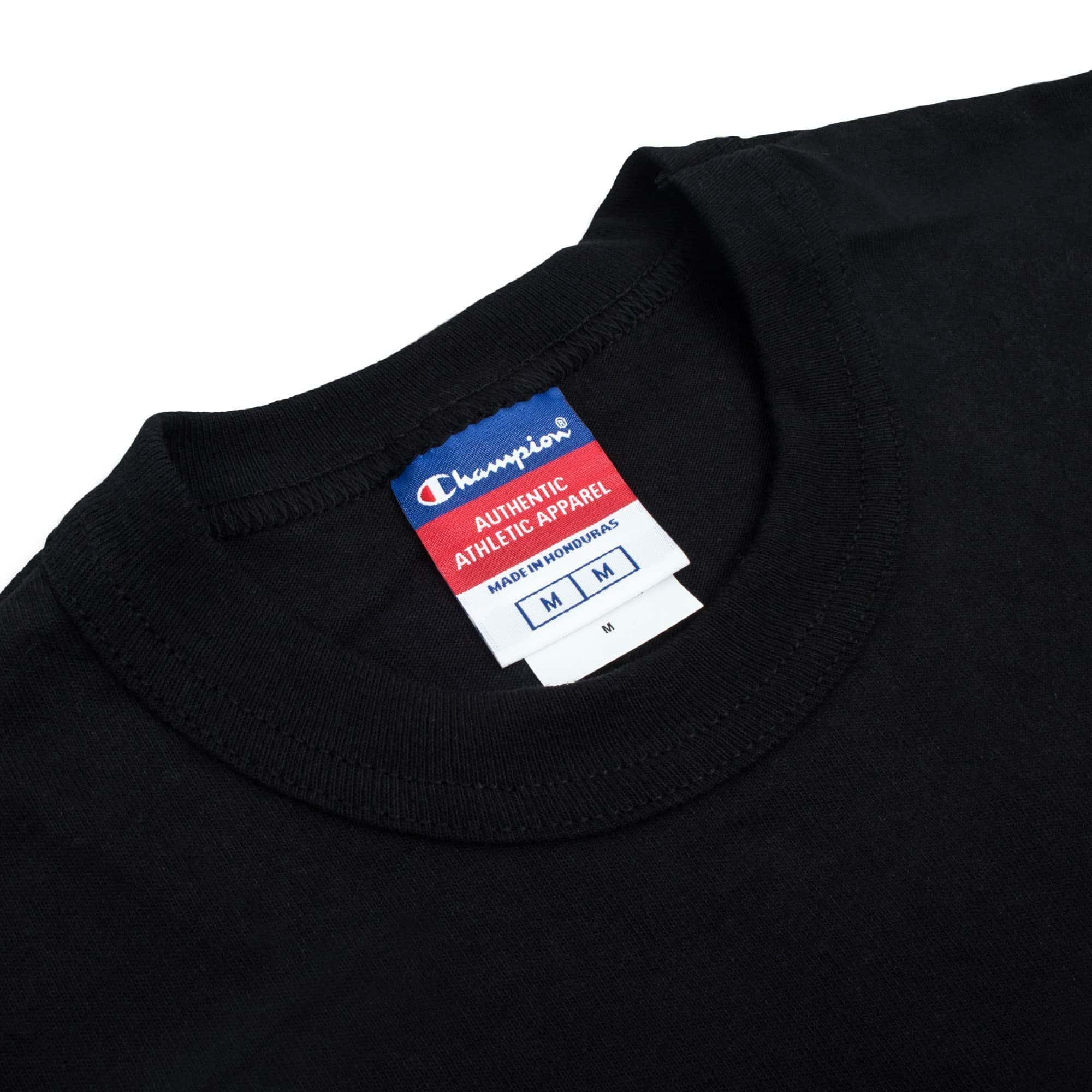 116 x Champion 'Romans 1:16' T-Shirt - Black