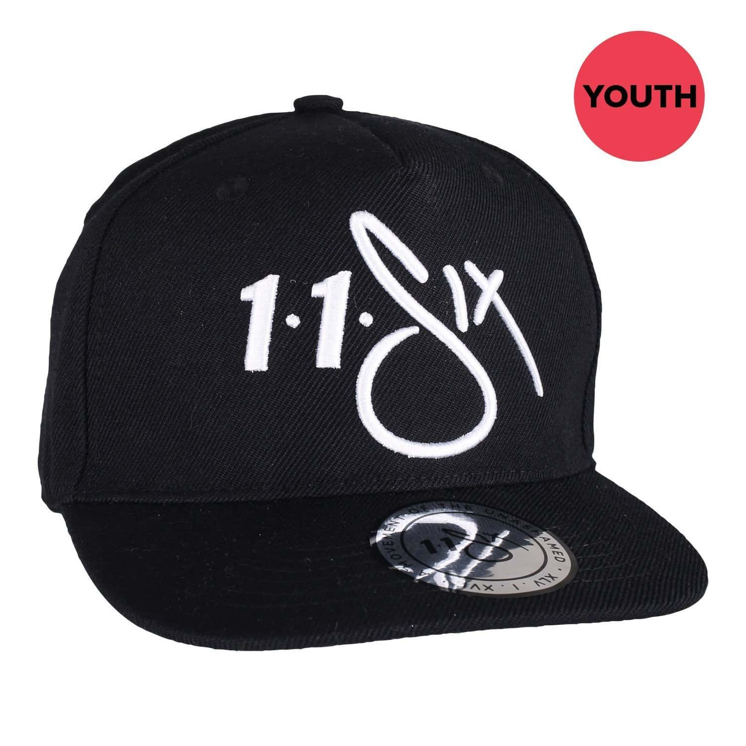 116 Youth 'Red Label' Snapback