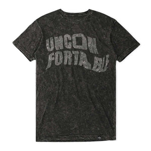 Andy Mineo 'Uncomfortable' Mineral Wash Tee