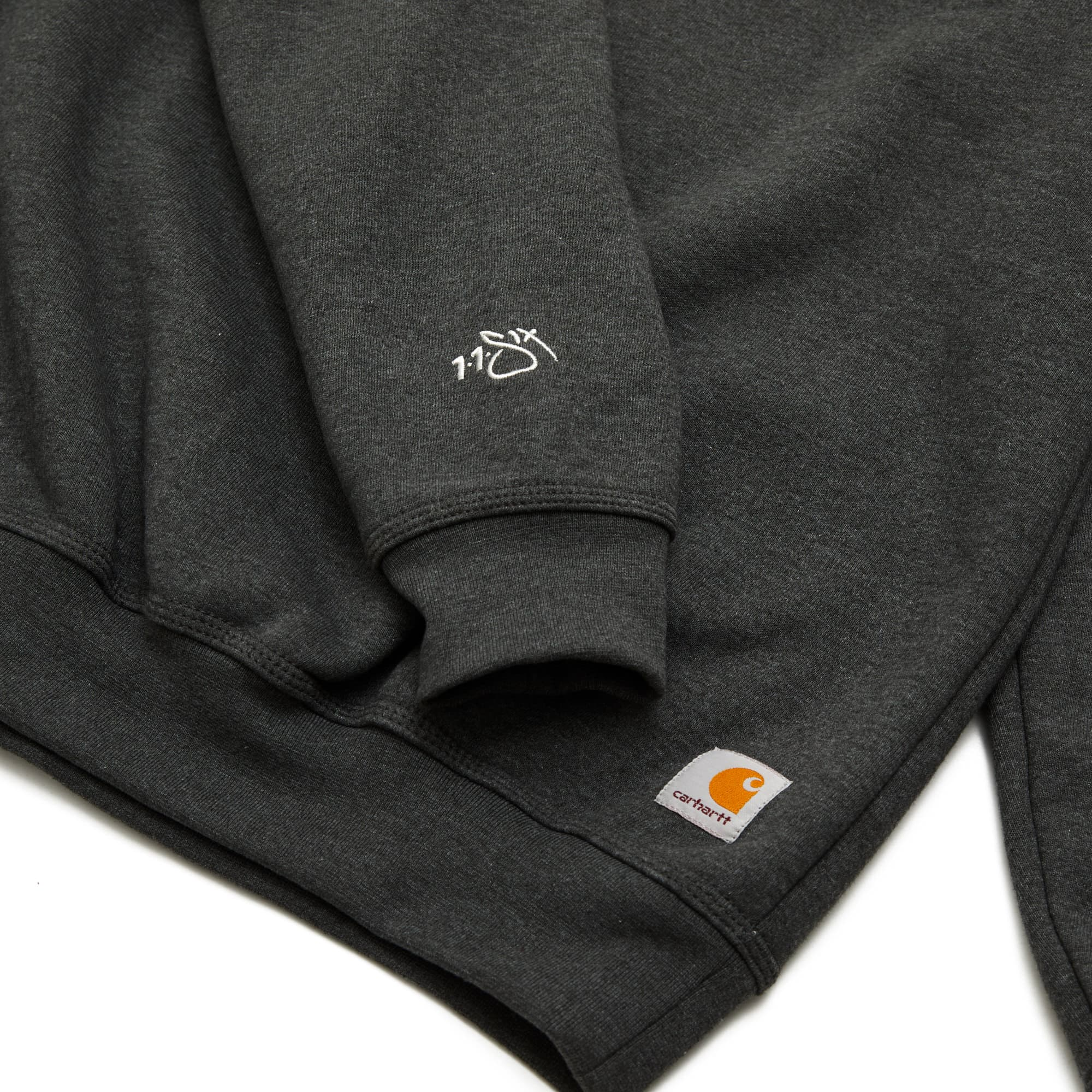 116 x Carhartt 'Not For Human Masters' Crewneck Sweater