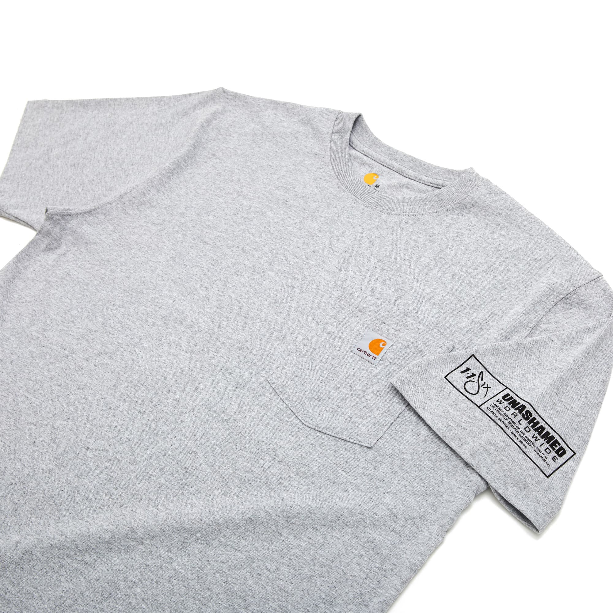 116 x Carhartt 'Not For Human Masters' Tee