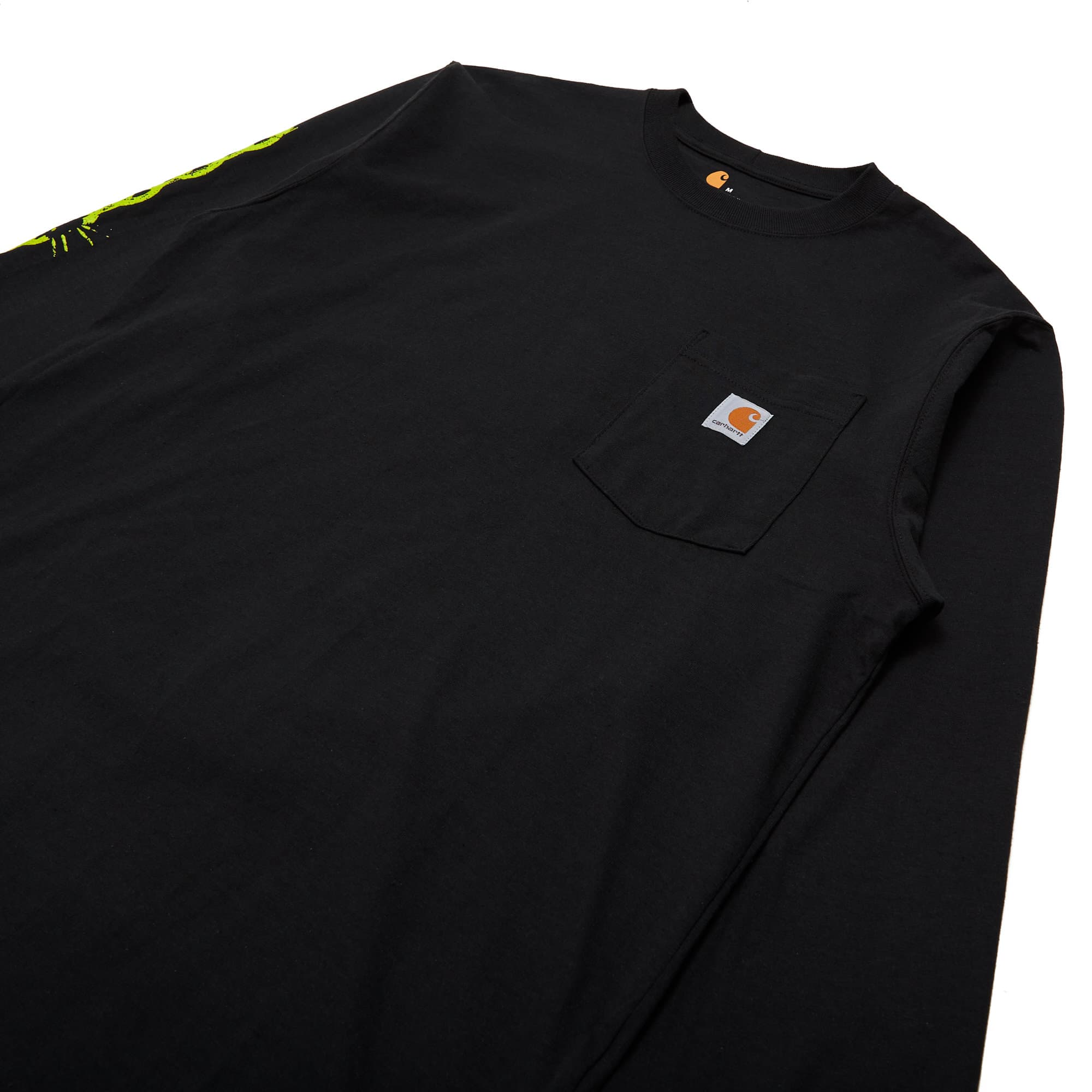 116 x Carhartt 'Unashamed To the Grave' Long Sleeve Tee