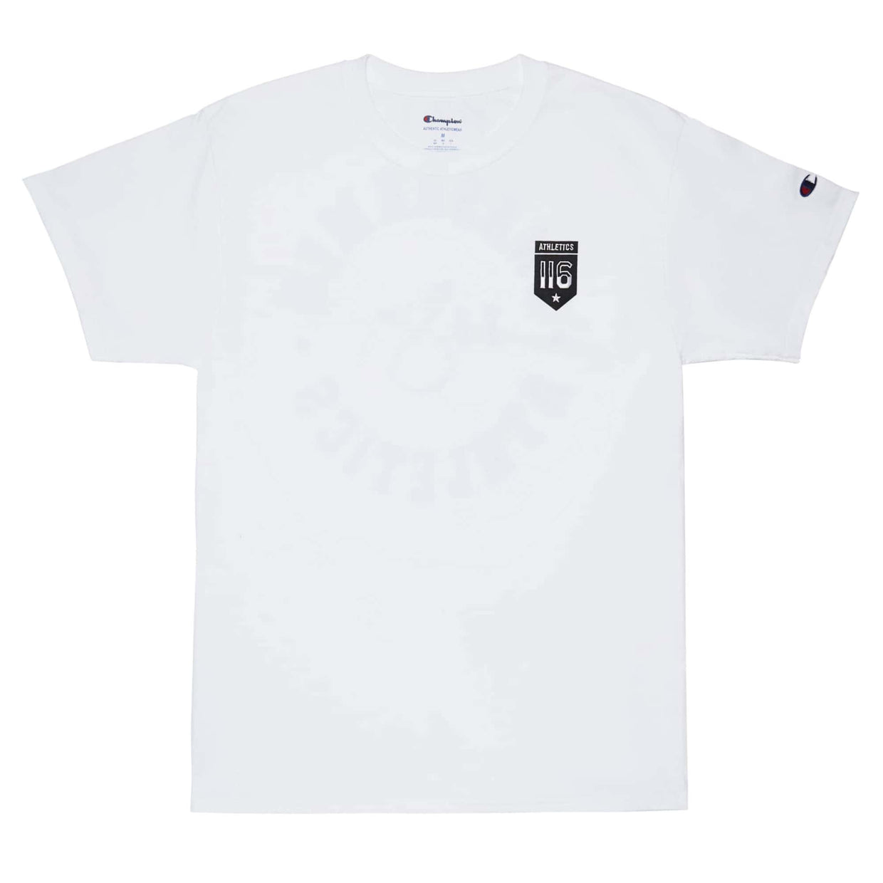 'Unashamed' Athletics x Champion Tee