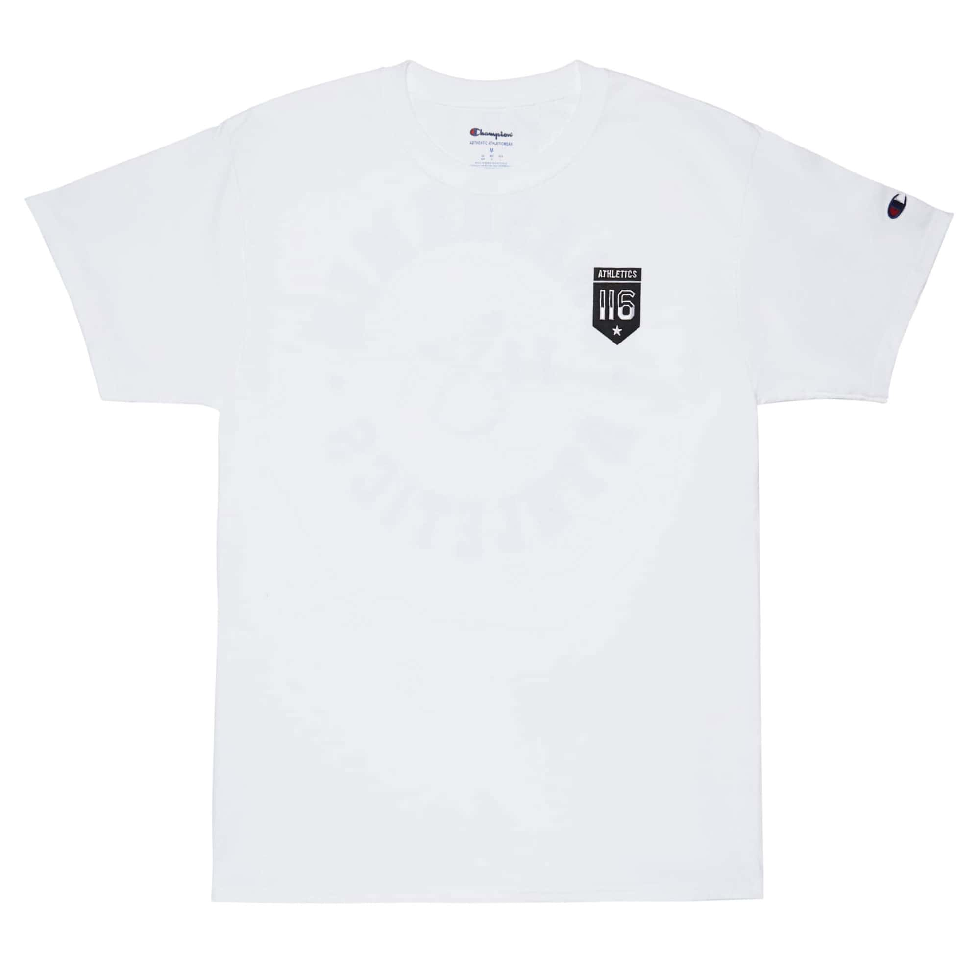 116 Athletics x Champion Tee