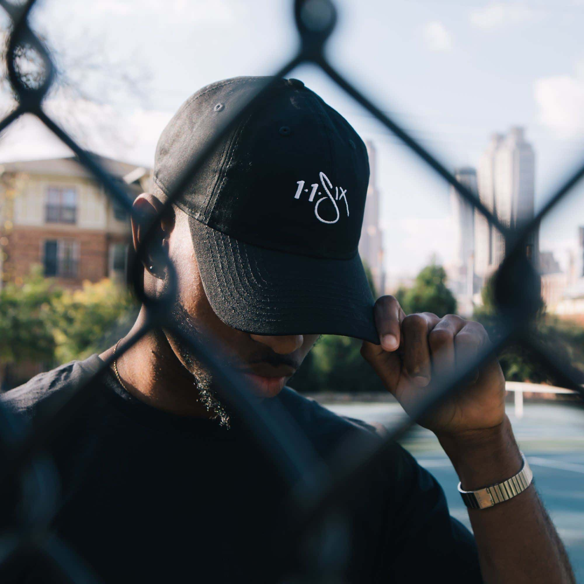 116 'Red Label' Dad Hat x New Era