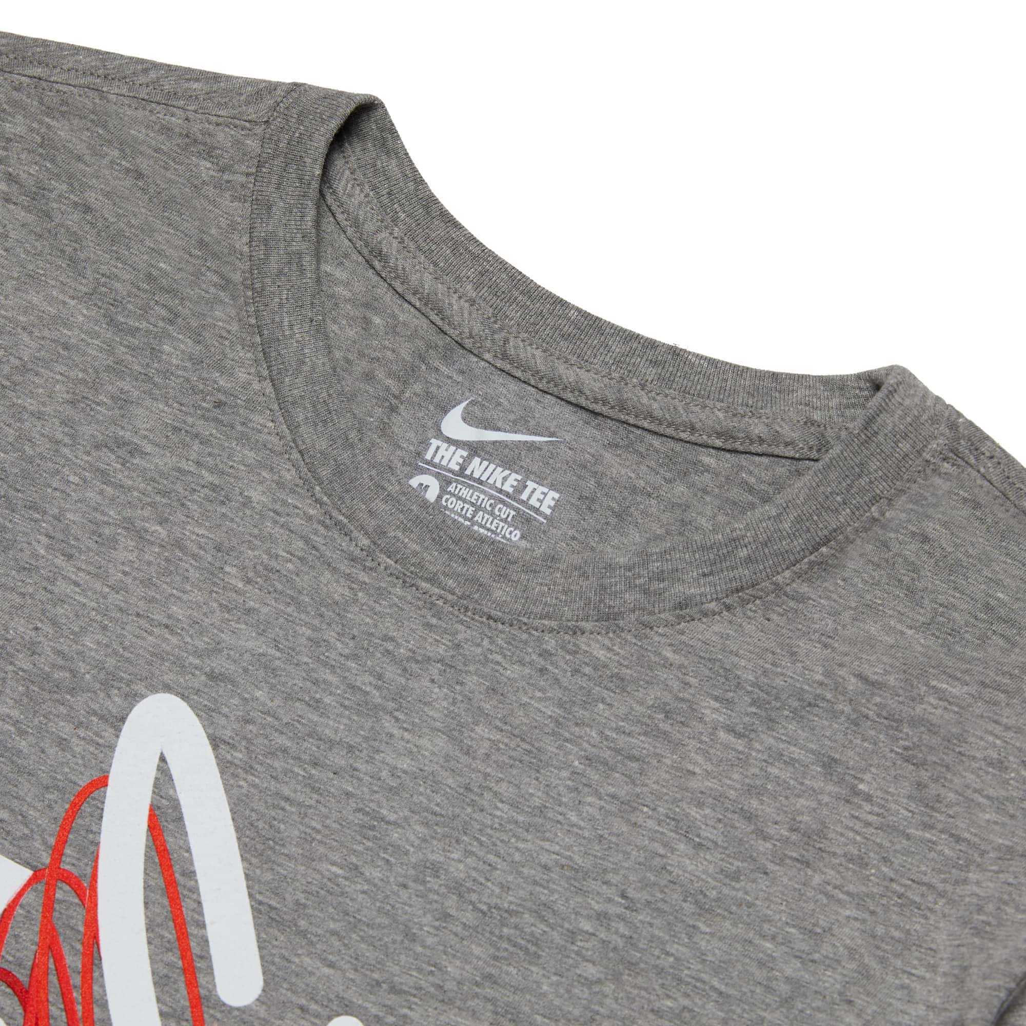 Reach x Nike Core Long Sleeve Tee - Heather Grey