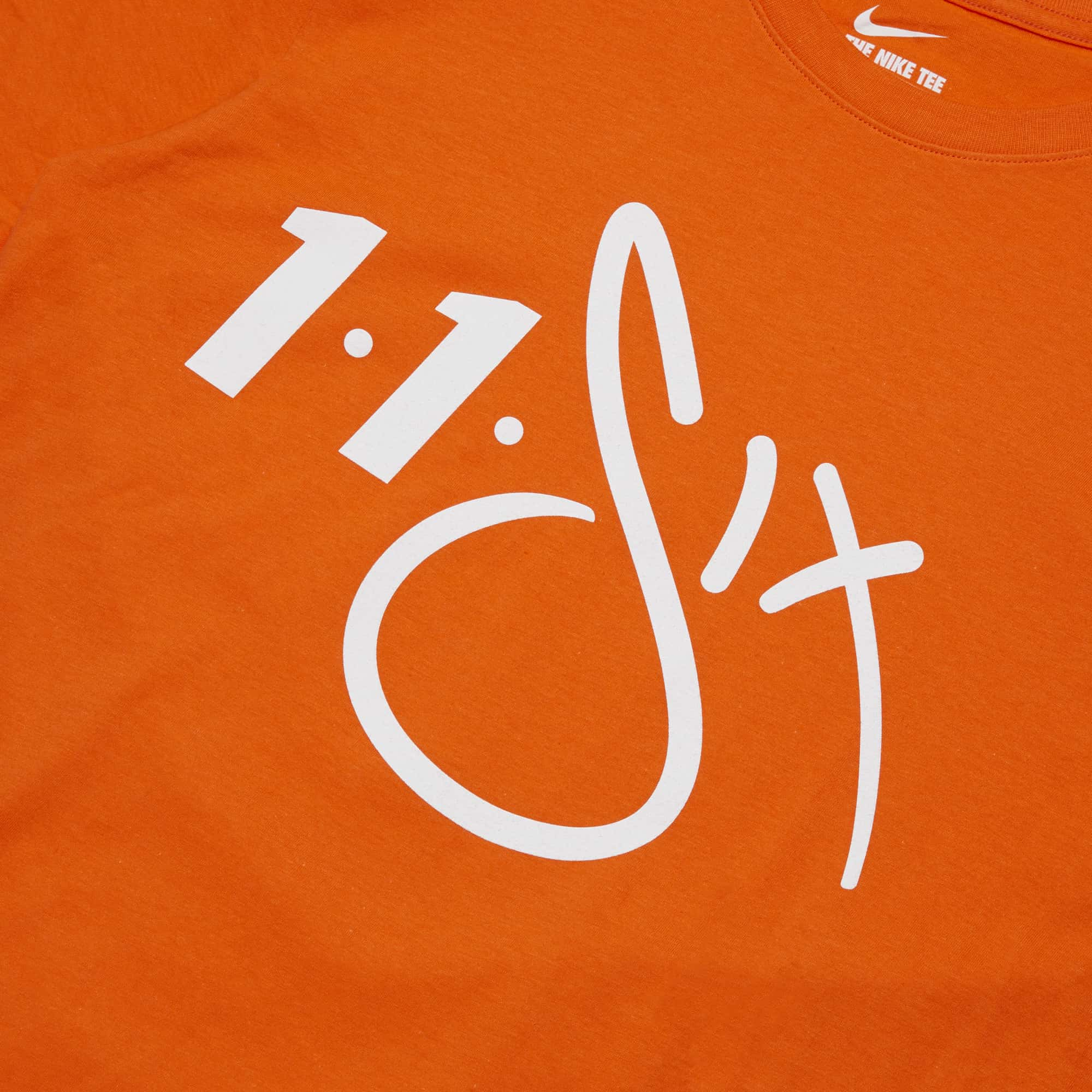 Reach x Nike Core Tee - Brilliant Orange