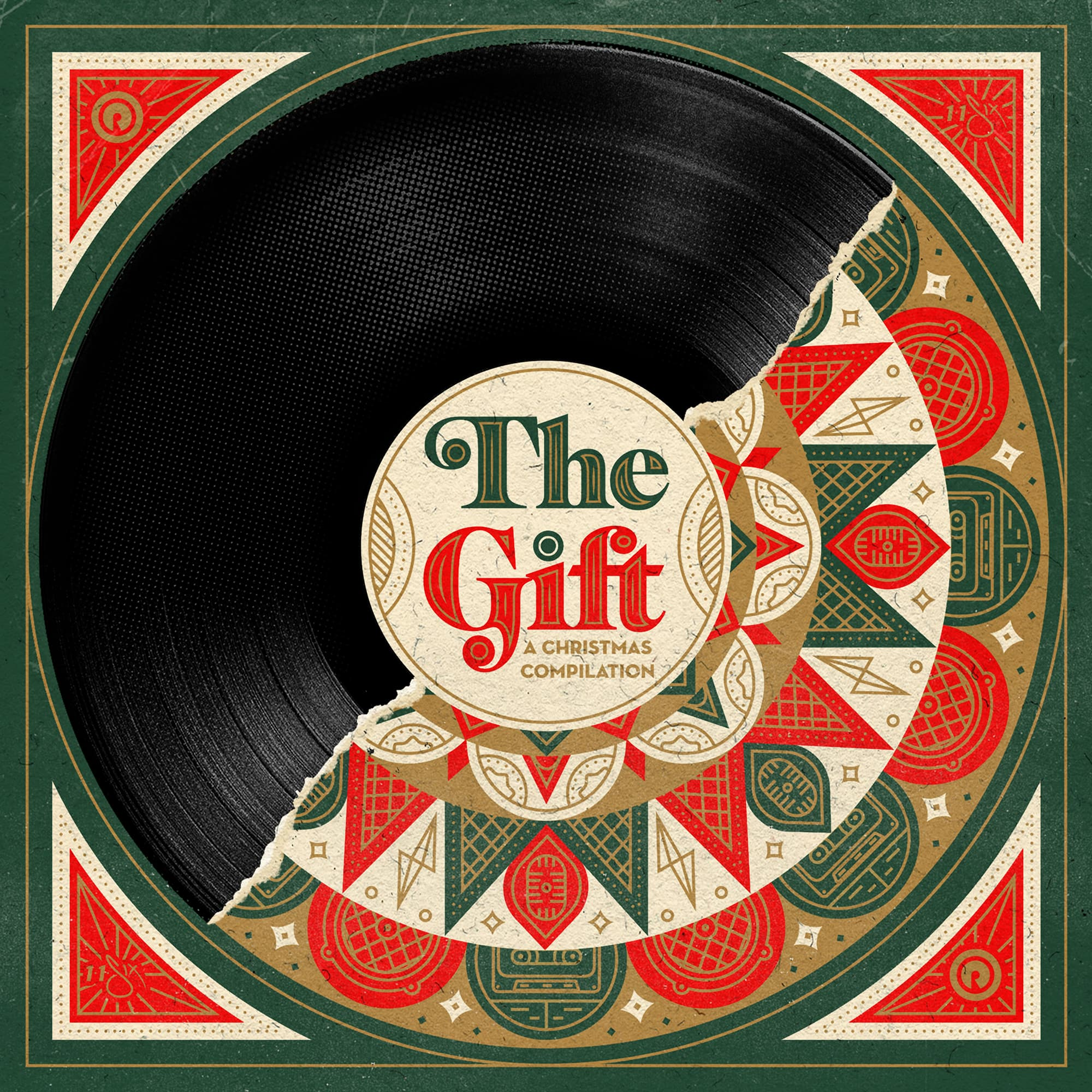 116 'The Gift: A Christmas Compilation' Digital Download
