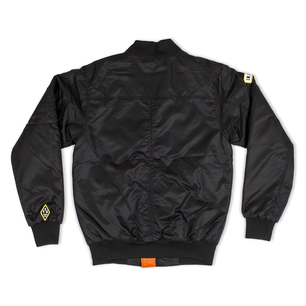 116 x Grateful Apparel Bomber Jacket