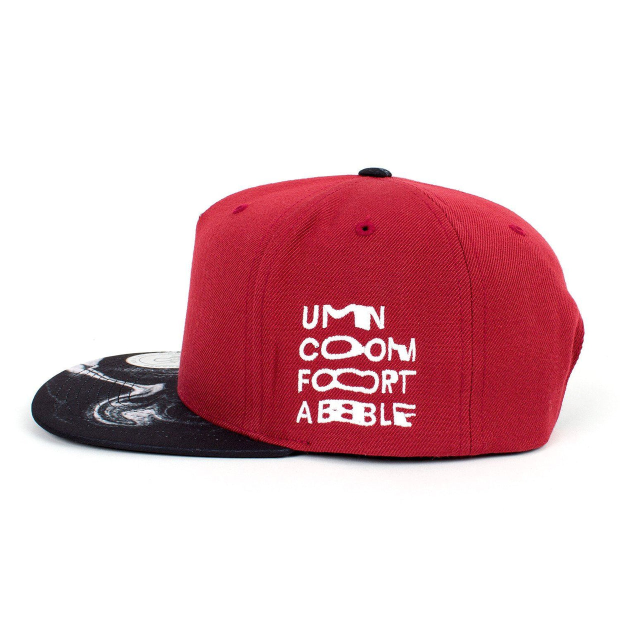 Reach Records Andy Mineo 'Uncomfortable' Snapback