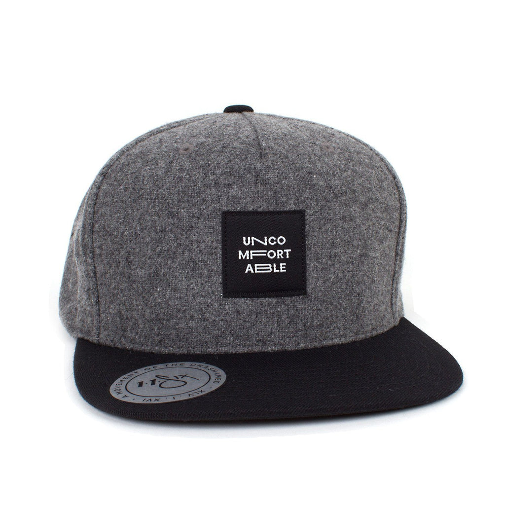 Andy Mineo 'Uncomfortable Box' Snapback