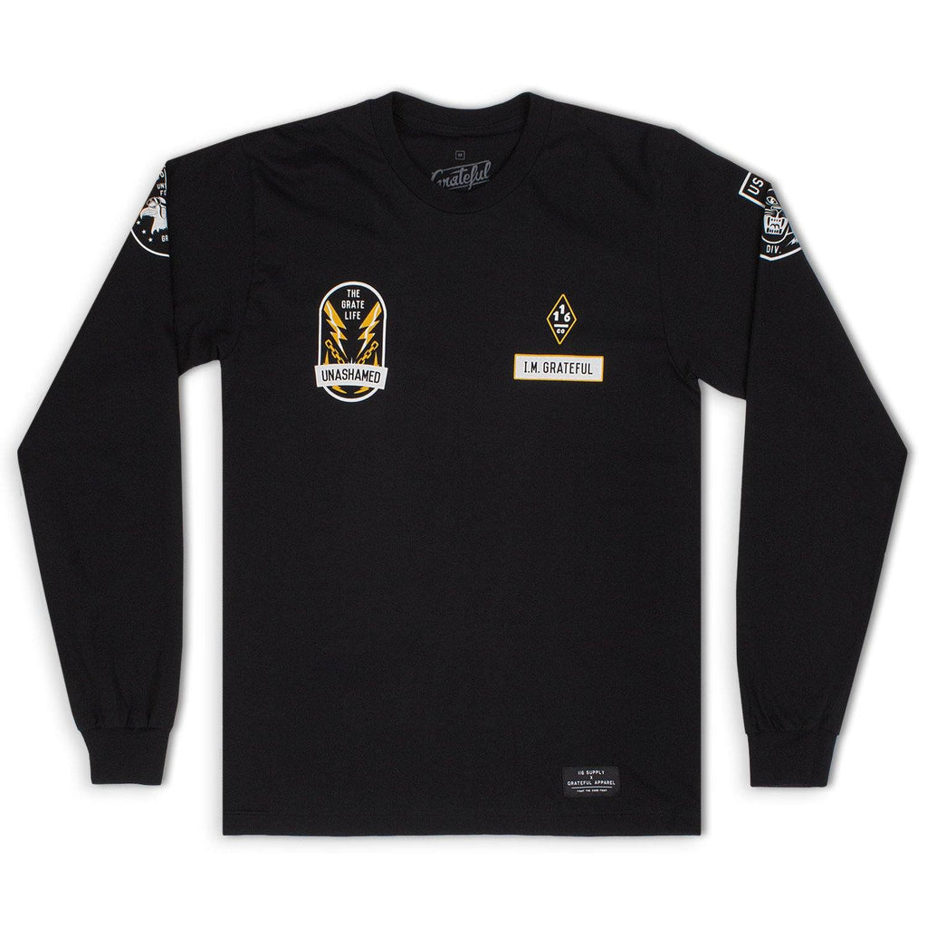 116 x Grateful Apparel Long Sleeve