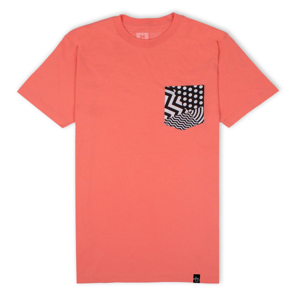 116 x Marko Purac 'Pocket' T-Shirt