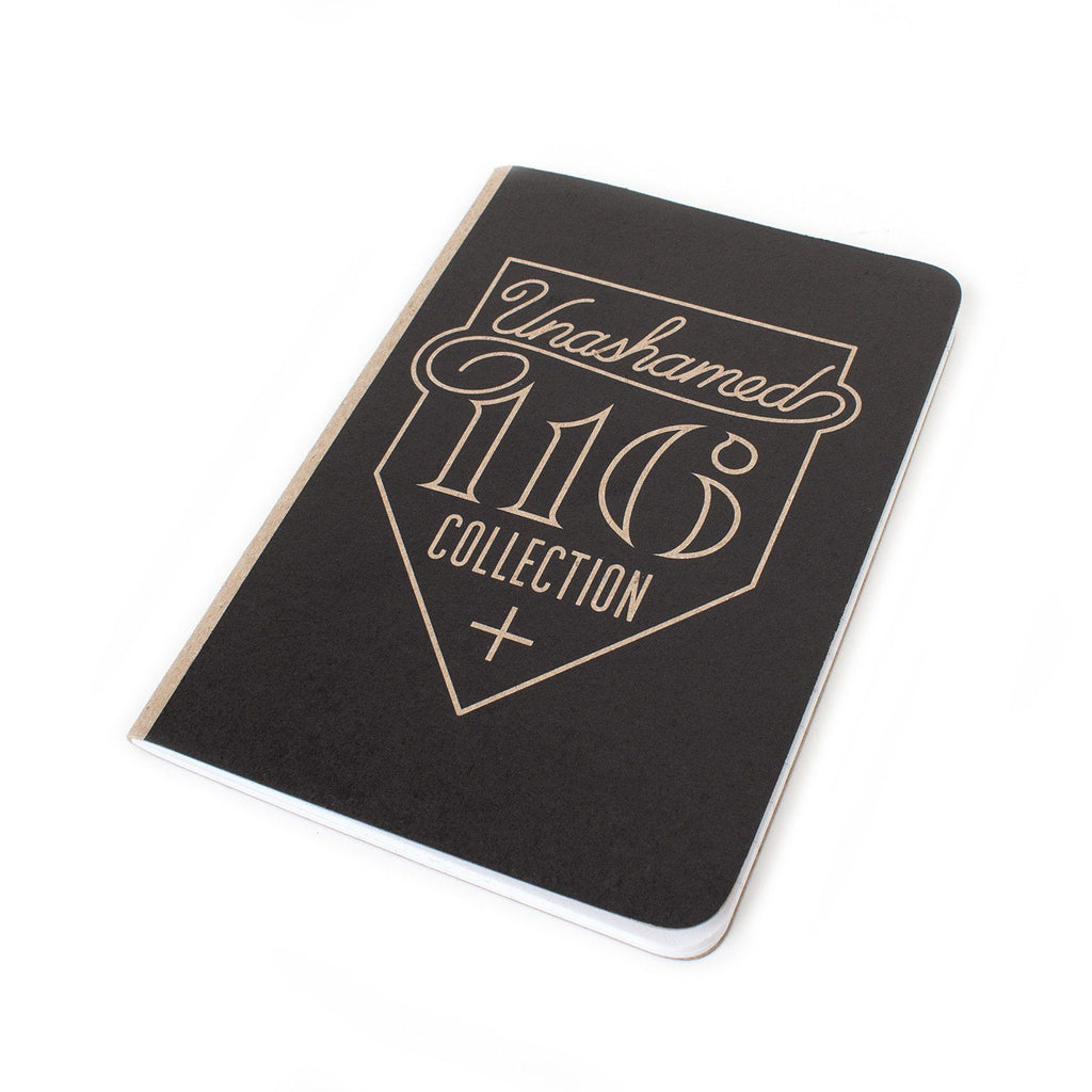 116 x UGMONK 'Collection' Scout Book