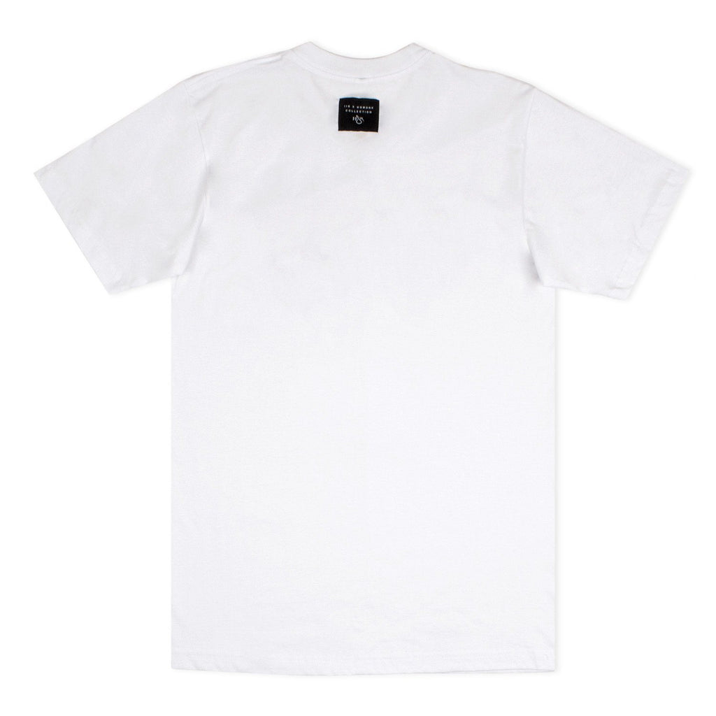 116 x UGMONK 'Collection' T-Shirt - White