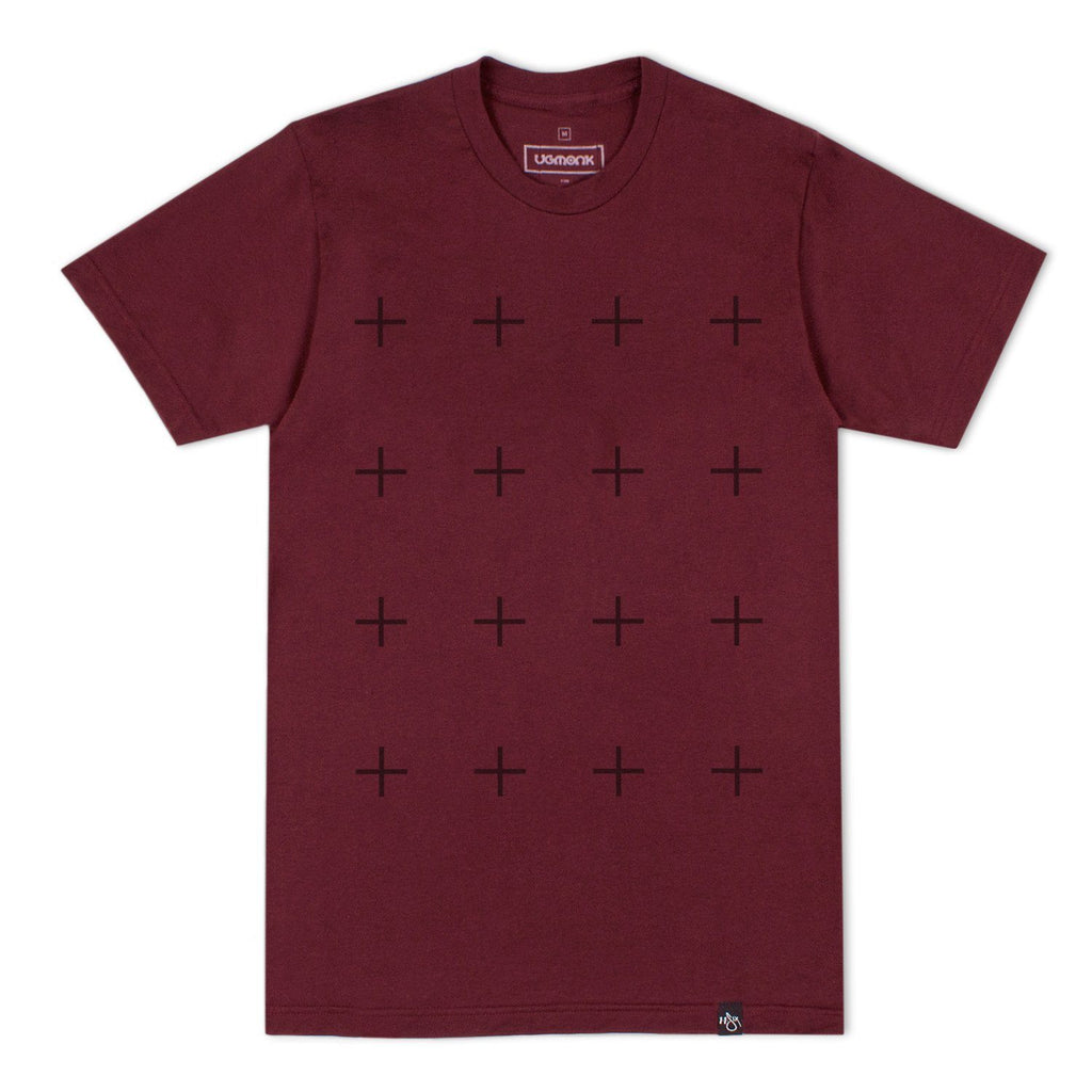 116 x UGMONK 'Crosses' T-Shirt