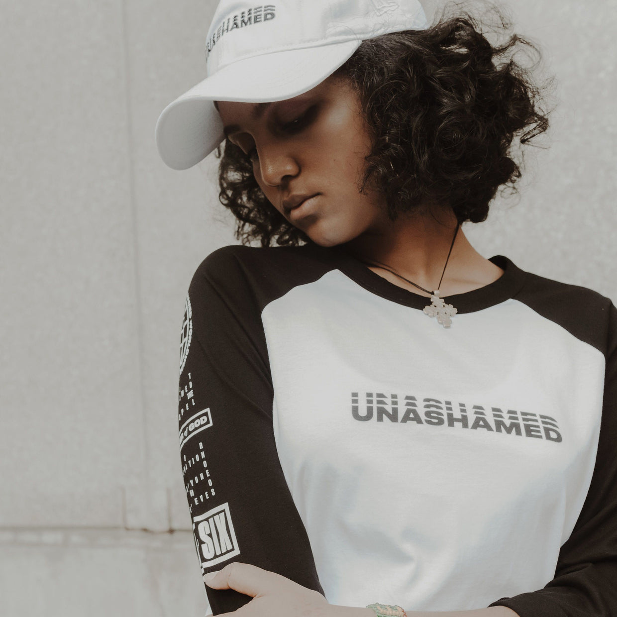 Unashamed x Power of God Raglan