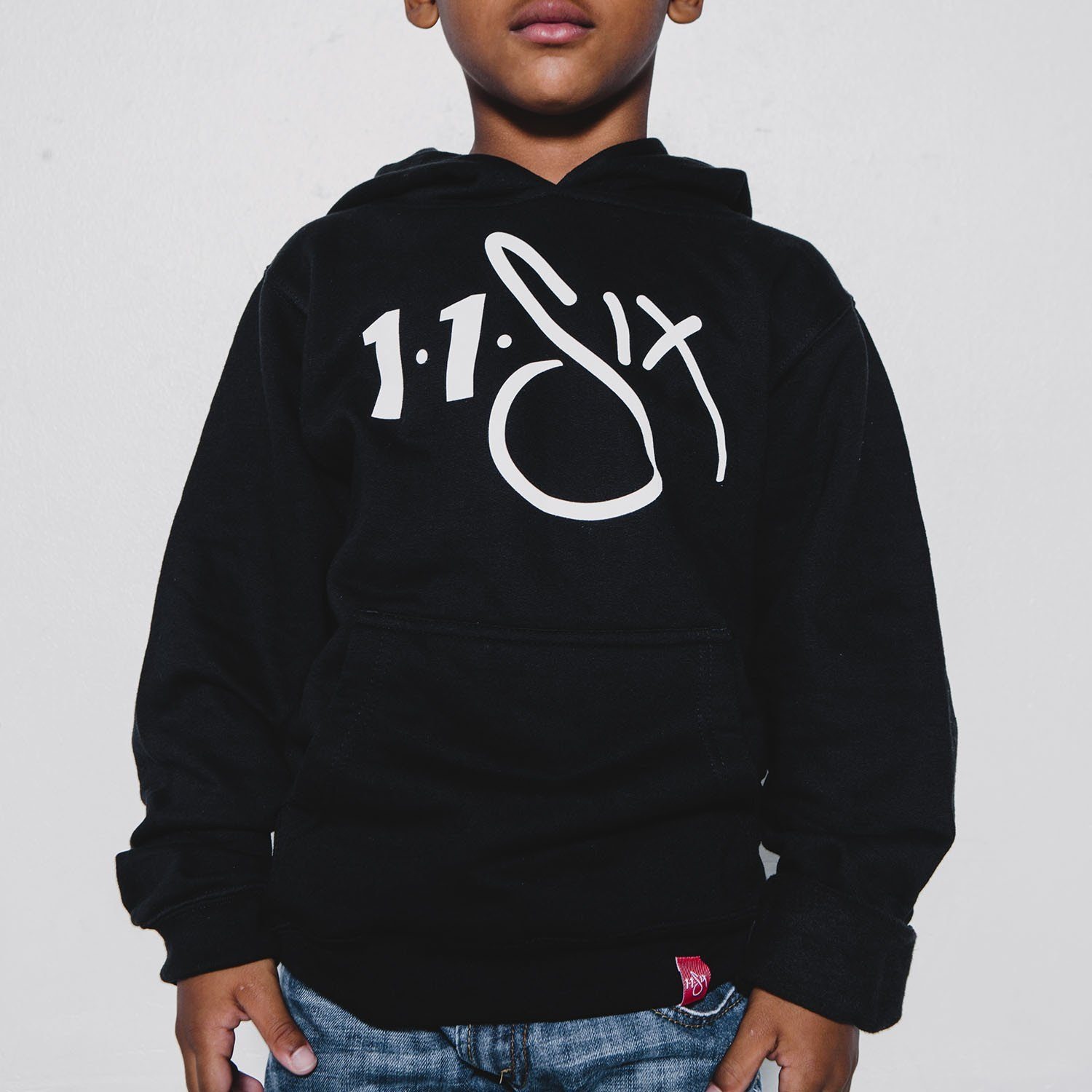 116 Youth 'Red Label' Pullover Hoodie